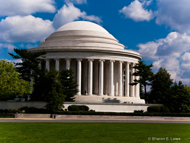 Jefferson Memorial, Washington, DC - ID: 9060700 © Sharon E. Lowe