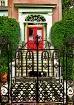 I LOVE A RED DOOR