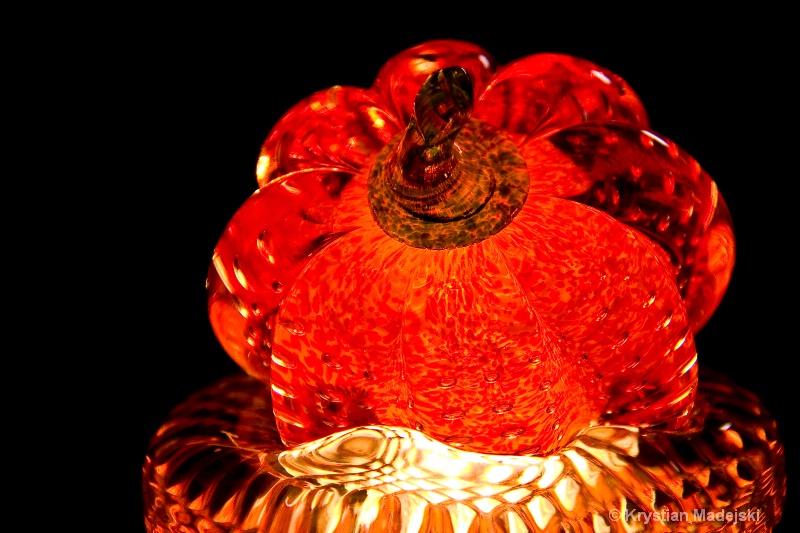 Glass pumpkin - ID: 9089881 © Krystian Madejski