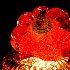 © Krystian Madejski PhotoID # 9089881: Glass pumpkin