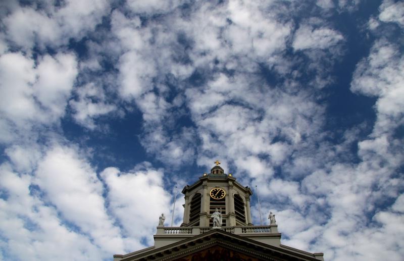 Sky Perturbed