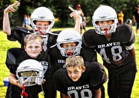 The Big Bad Badger Braves