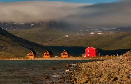 Faskrudsfjordur Fishing Camp