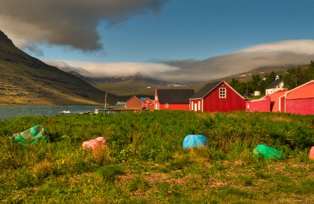 Faskrudsfjordur, Iceland