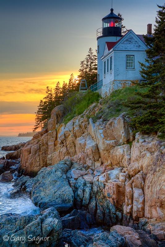 Bass Harbor Head Light, Acadia National Park