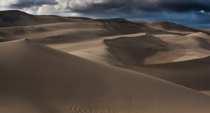 Great Sand Dunes NP - ID: 9160859 © Patricia A. Casey