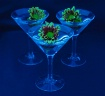 Blue Martinis