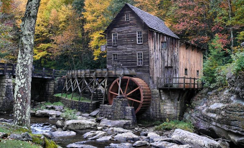 Mountain Mill