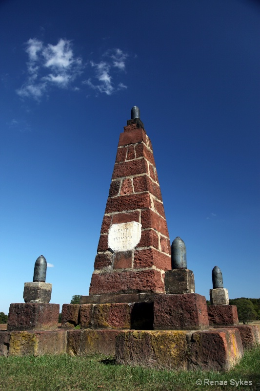 Henry Hill Monument