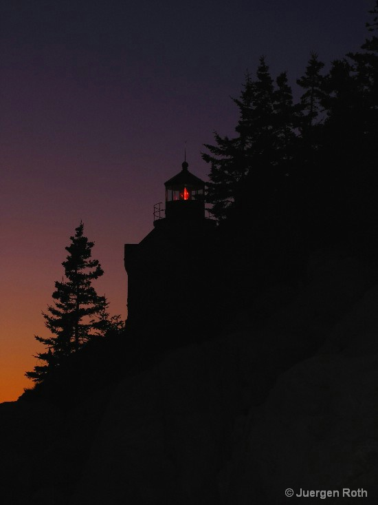 AP-010: Bass Harbor Lighthouse - ID: 9231596 © Juergen Roth