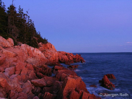 AP-011: Granite Coast Twilight - ID: 9231598 © Juergen Roth