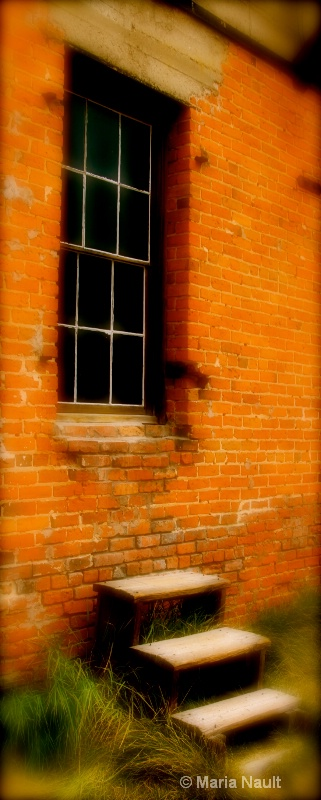 Window Entrance ~ Bodie Ghost Town  - ID: 9291157 © Simply  Nonna