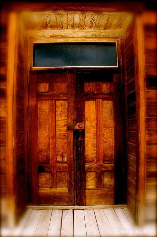 Doorway to the Past   ~ Bodie Ghost Town - ID: 9291169 © Simply  Nonna