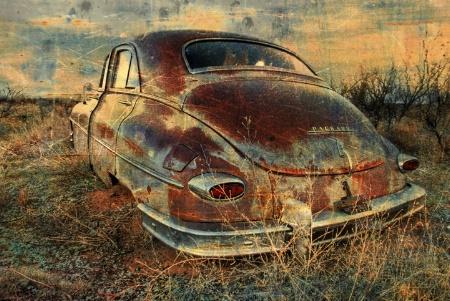 Homeless Packard