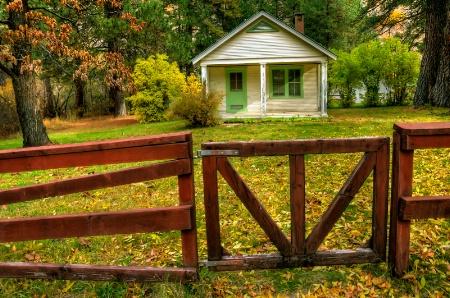 Sawmill Creek Guard Station
