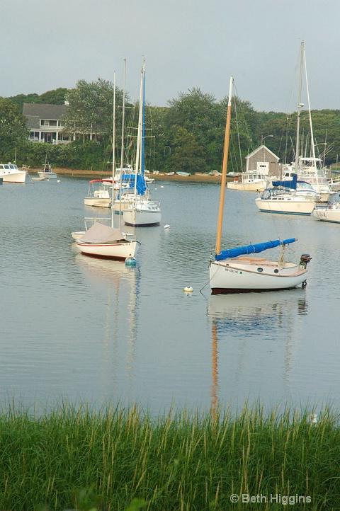 Wychmere Harbor Harwich - ID: 9320190 © Beth E. Higgins