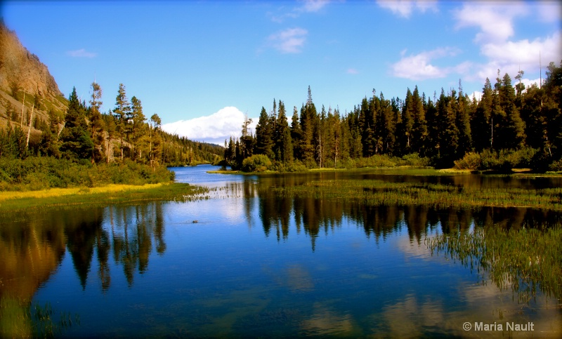 Mammoth Mtn Lakes, CA  - ID: 9330402 © Simply  Nonna