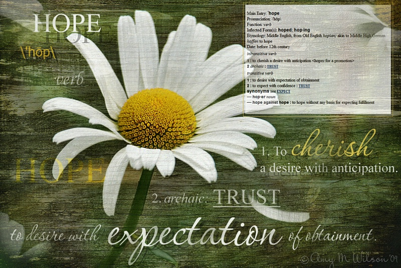 Hope - Defined