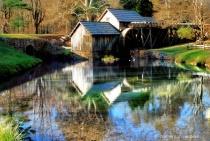 Mabry Mill: Blue Ridge Pkwy (Virginia)