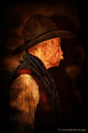 the cowboy ~
