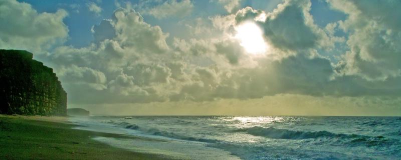Winter seascape - ID: 9399462 © Allan King