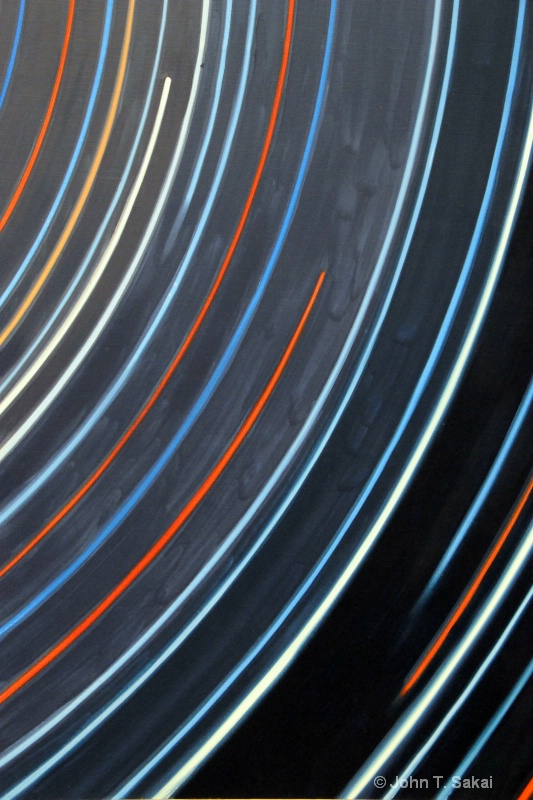 Orbiting Lines - ID: 9438735 © John T. Sakai