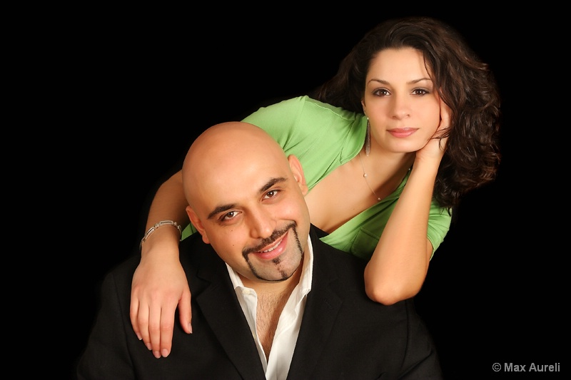 Janine & Francesco