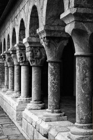 Cloister Columns