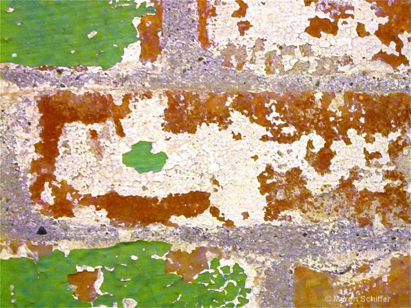 Abandoned Wall 1 - ID: 9486332 © Myron Schiffer
