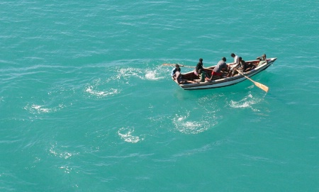 Haitian Boaters