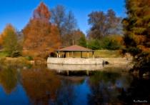 Pavillion on the Pond