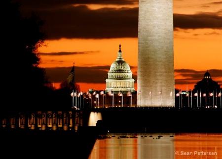 The National Mall, Washington, DC