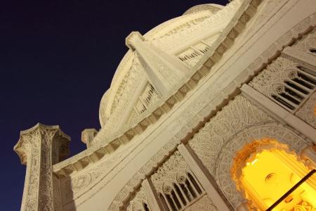 Bahai Temple Detail