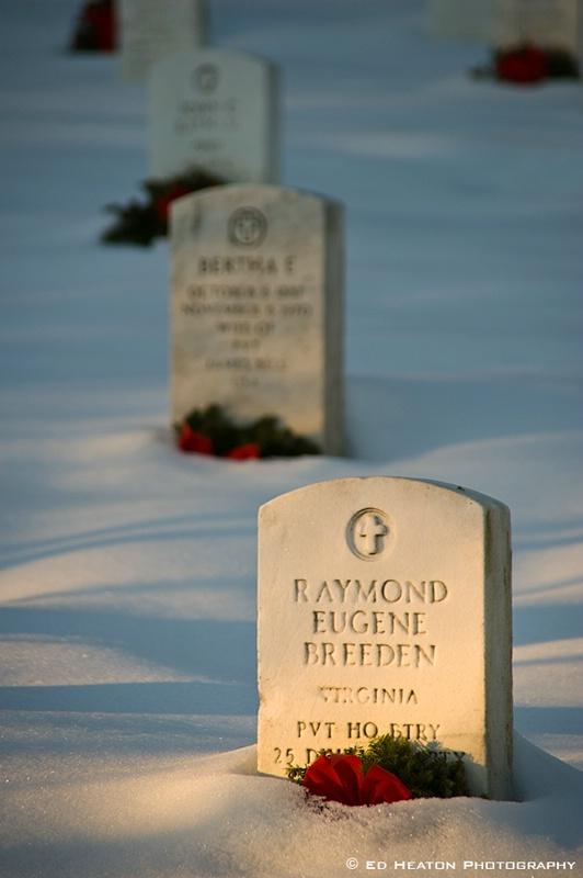 Christmas at Arlington National Cemetery # 2