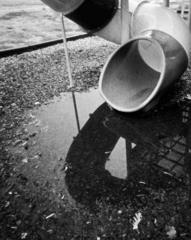 Broken Playgrounds #6 - ID: 9595554 © Steve Parrott