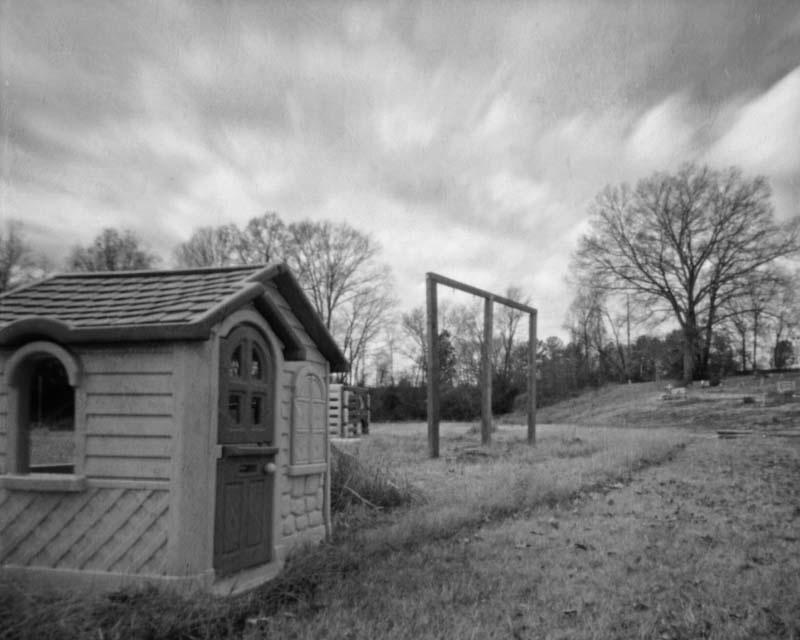 Broken Playgrounds #1 - ID: 9595562 © Steve Parrott