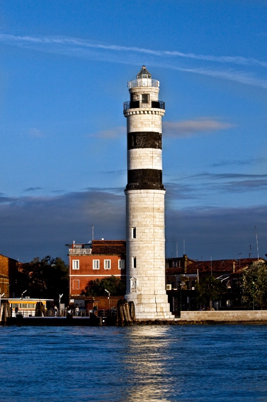 The Lighthouse of Burano