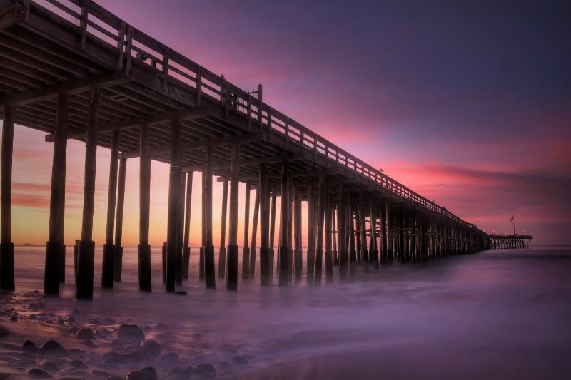 Day Breaks in Ventura