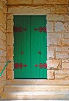 <b>+ The Green Door +</b><p>