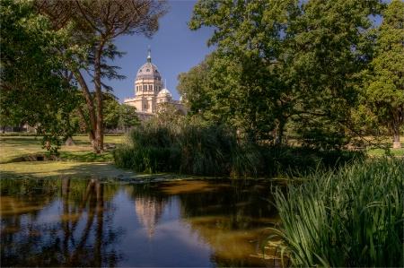 The Carlton Gardens.