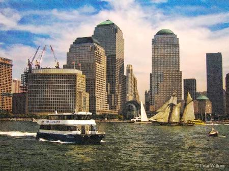 NY Harbor*****