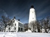 Sandy Hook Light ...