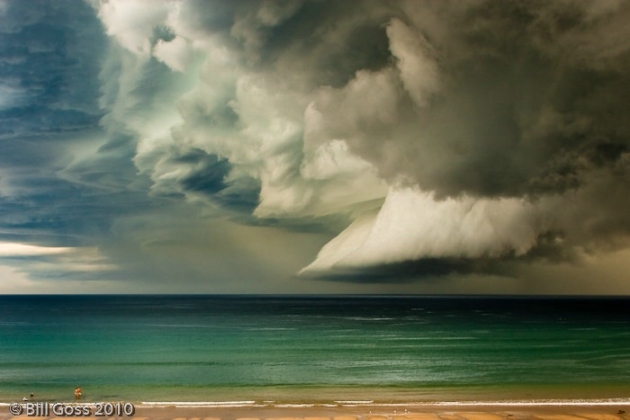 Summer Storm, Cronulla