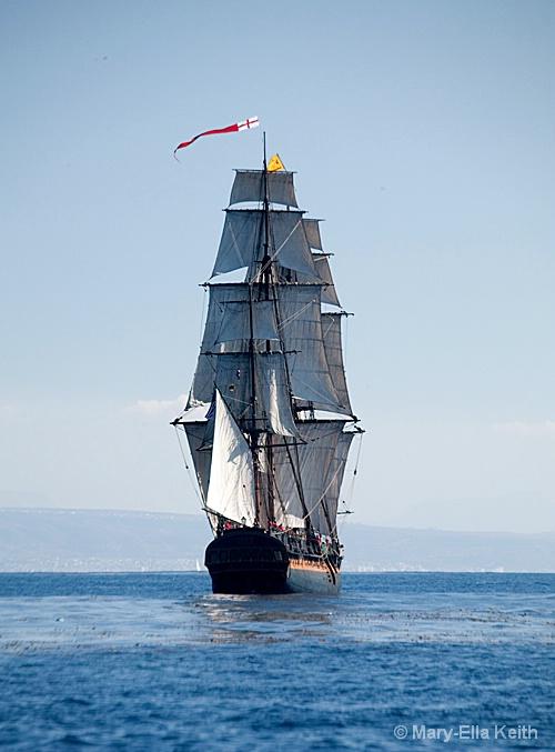 HMS Surprise II - ID: 9673950 © Mary-Ella Bowles