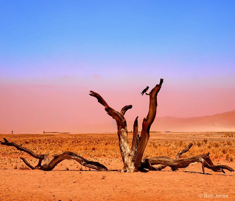 Sandstorm Rising