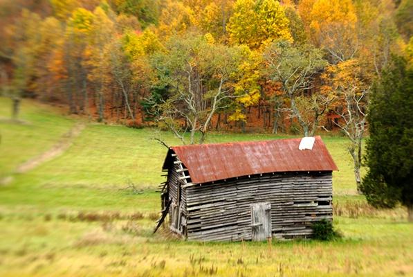 Rustic Cabin in Valley - ID: 9685490 © Joseph Cagliuso