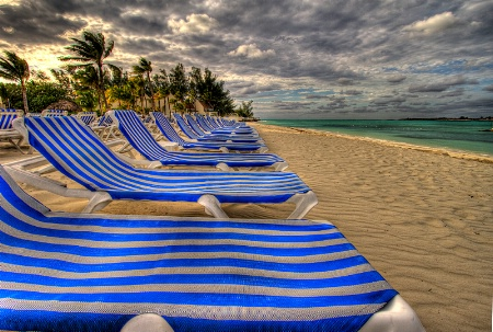 Bahamian Beach chairs