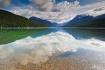 Lake Bowman at Gl...