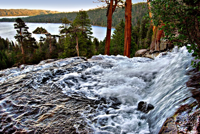 Sweet Dreams Tahoe Falls - ID: 9710370 © Clyde P. Smith