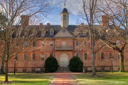 The Sir Christopher Wren Building II